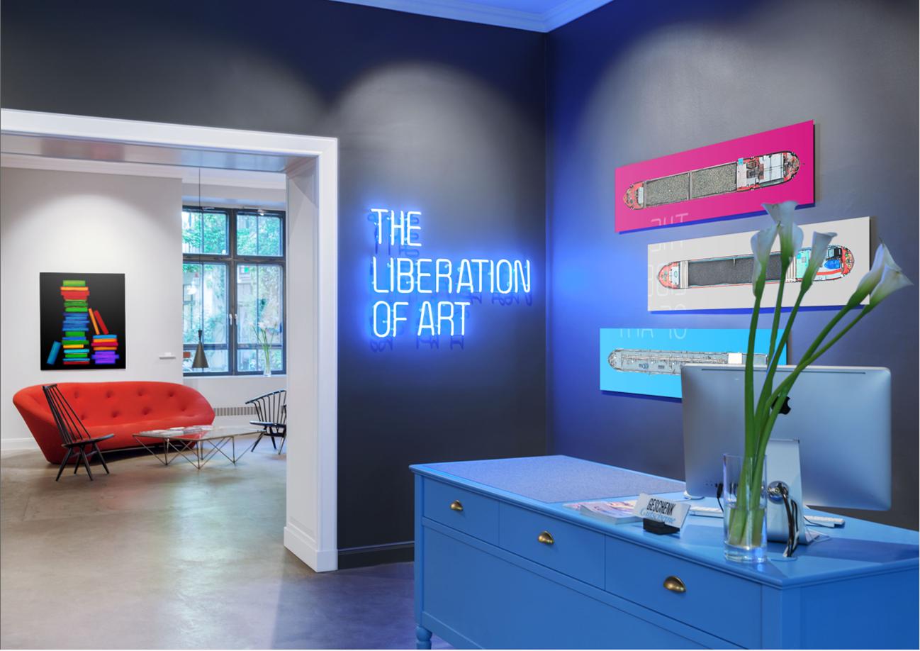 Franchise Galerie Berlin für Fotokunst